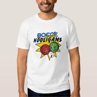 Bocce Hooligans T Shirt