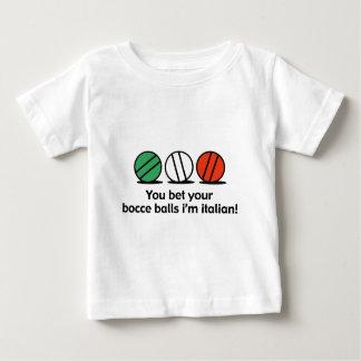 Bocce Infant T-shirt
