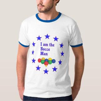 Bocce Man T-Shirt