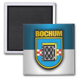 Bochum 2 Inch Square Magnet