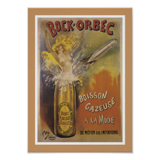 Bock Orbec Poster