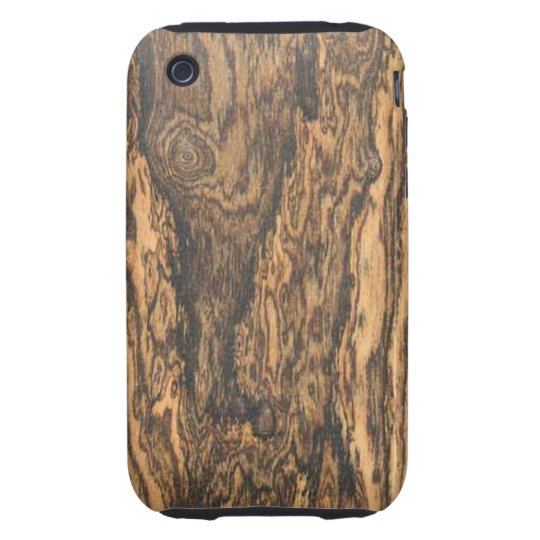 bocote jewelry bocote wood finish iphone 3 case zazzlecom