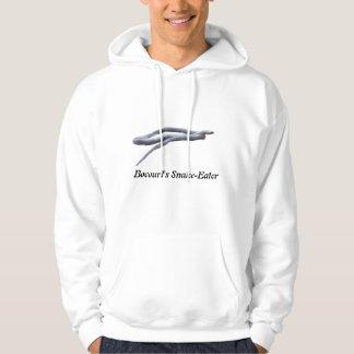 Bocourt's Snake-Eater Basic Hooded Sweatshirt