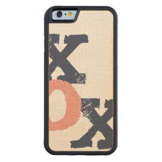 Boda azul y rosado de XOX Funda De iPhone 6 Bumper Arce