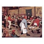 Boda campesino por Bruegel D. Ä. Pieter Anuncios Personalizados