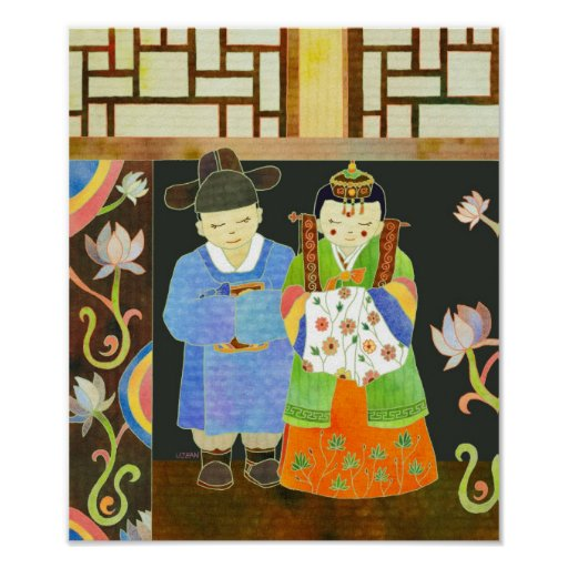 Boda coreano (#2) poster