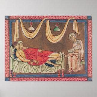 Boda de Hosea y de la prostituta Poster
