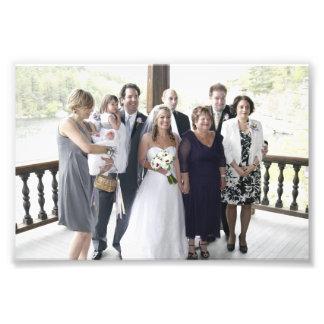 BODA DE KAYE-HOLDEN LAURIE Y LA FAMILIA DE KAYE COJINETE