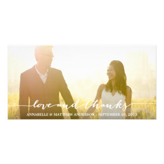 Boda de la capa de la escritura del amor y de las tarjeta personal