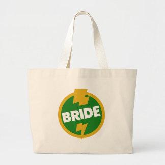 Boda de la novia - Dupree Bolsa Tela Grande