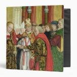 Boda de la Virgen, del altar de la bóveda, 1499