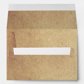 boda de papel del viejo vintage sobre
