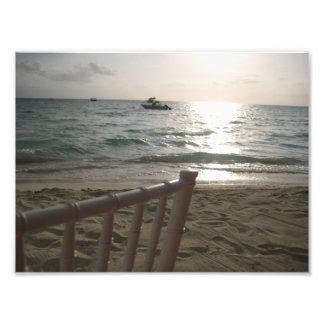 Boda de playa fotografia