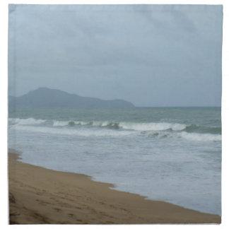 Boda de playa servilleta de papel
