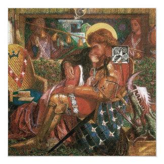 Boda de princesa Sabra Dante Rossetti de San Jorge Comunicado Personal