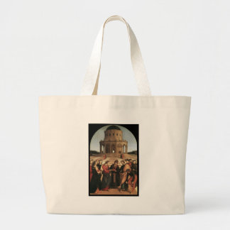 Boda de Raphael de la bolsa de asas de la Virgen