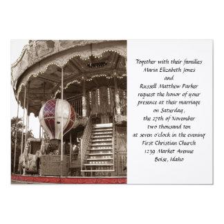 Boda del carrusel de París