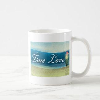 Boda del destino - amor verdadero tazas de café