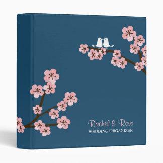 Boda del jardín de la flor de cerezo marina de gu