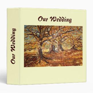 boda del otoño