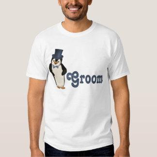 Boda del pingüino poleras