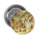 Boda del vintage de Thumbelina y del príncipe Pins