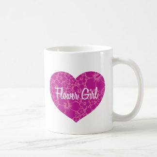 Boda hawaiano del corazón taza