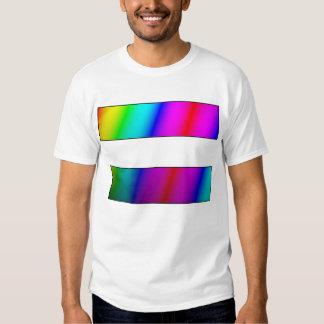 Boda igual del arco iris - período igual remera