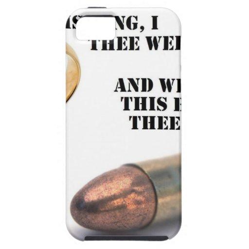 Boda iPhone 5 Case-Mate Cobertura