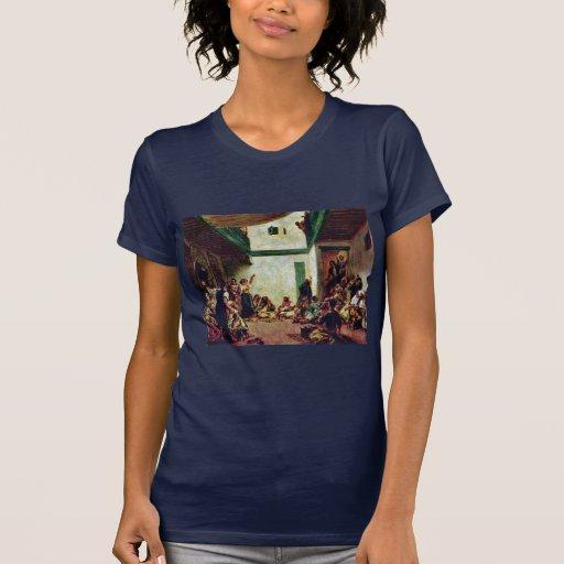 Boda judío (después de Delacroix) por Camisetas