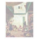 Boda judío (después de Delacroix) por Membretes Personalizados