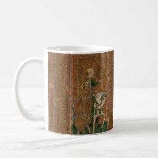 Boda medieval de la fantasía del renacimiento de taza
