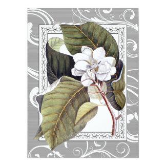 Boda meridional de la belleza de la magnolia anuncio