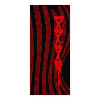 Boda moderno del corsé del gótico diseños de tarjetas publicitarias