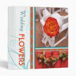 Boda nupcial de encargo/carpeta floral del