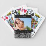 Boda personalizado baraja cartas de poker