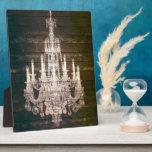 boda púrpura de la lámpara de la viruta del vintag placas para mostrar