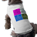 Boda real/corona camisa de perro