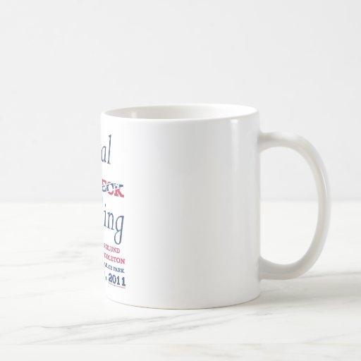 Boda real taza
