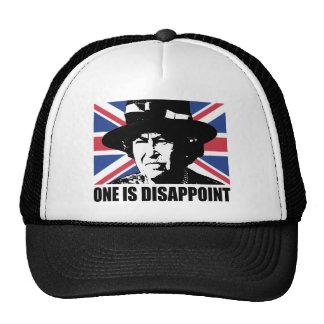 Boda real: Uno es decepciona (la reina) Gorra