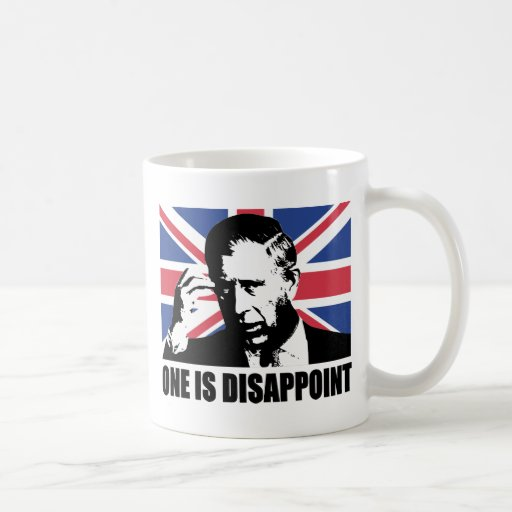 Boda real: Uno es decepciona la taza