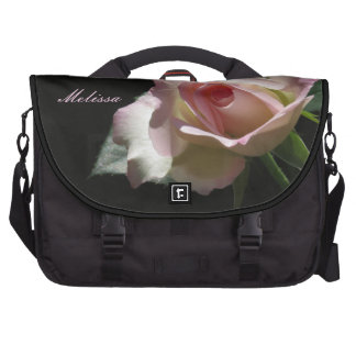 Boda rosado subió bolsas para portátil