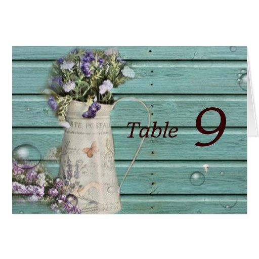 boda rústico de madera del granero floral del país tarjeton