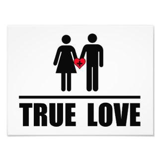 Boda tradicional del amor verdadero fotografía