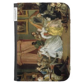 Boda un modo del la: IV, el Toilette, c.1743 (acei