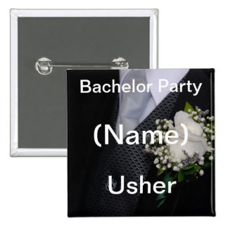 Boda Usher Pins