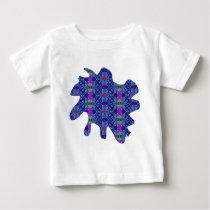 Bodacious Pattern Baby T-Shirt