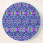 Bodacious Pattern Coaster