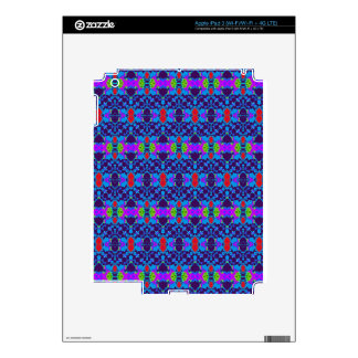 Bodacious Pattern Decals For iPad 3