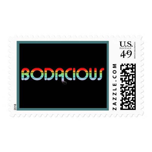 Bodacious retro 80s